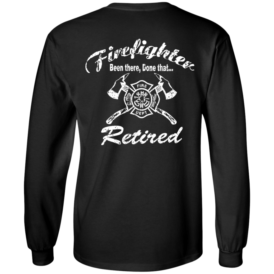 Retired Firefighter Gifts
