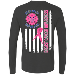 FFC Breast Cancer Awareness Premium Long Sleeve Shirt