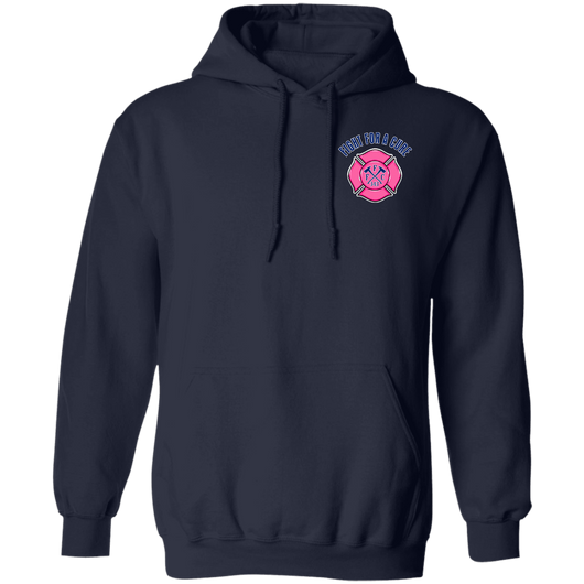 FFC Breast Cancer Awareness Pullover Hoodie 8 oz.