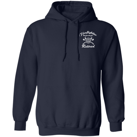 Retired Been There Done That Hooded Sweatshirt