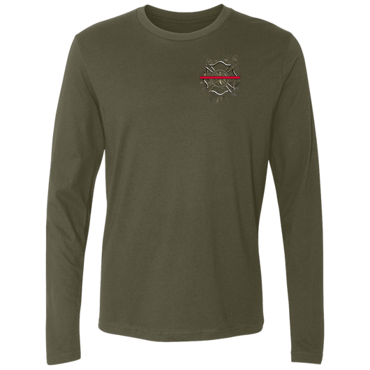 FFC 343 No Greater Honor Premium Long Sleeve Shirt