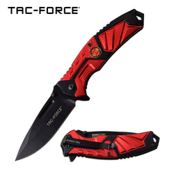 Fire fighter Tac-Force 3cr13 Steel Blade