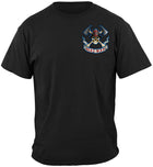 Haz-Mat Skull and Axe Tshirt