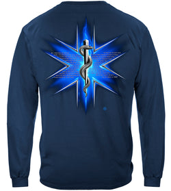 Long Sleeve EMS Prayer Shirt