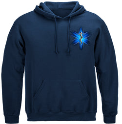 EMS Prayer Hooded Sweat Shirt