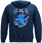 EMS On Call For Life Hoodie