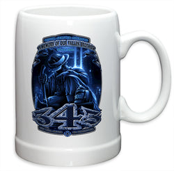 343 You Will Never Be Forgotten German Beer Steins