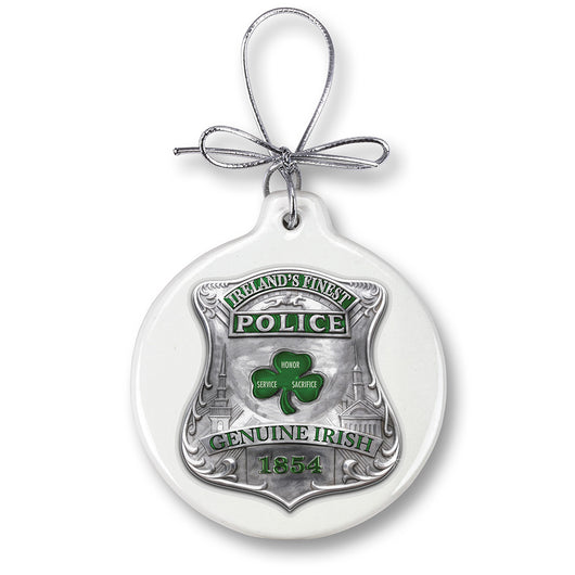 Garda Ireland Finest Ornament