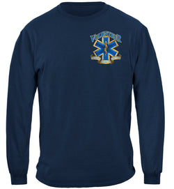 Volunteer EMS Gold Shield Long Sleeves