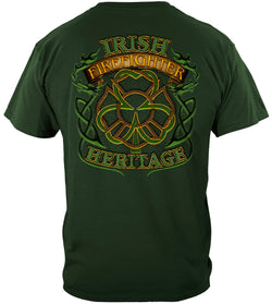 Irish Heritage Fire T-shirt