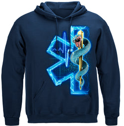 EMS Full Print Hooded Sweat Shirt