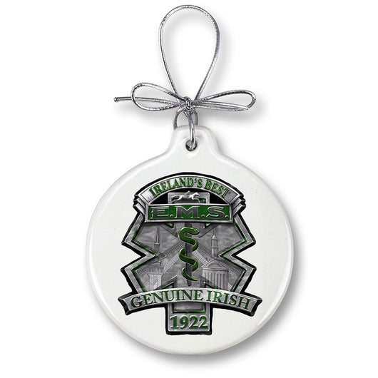 EMS Ireland Best Ornament