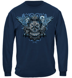 EMS Skull Wings Full Long Sleeves