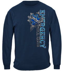 EMS Steel Silver Foil Long Sleeves