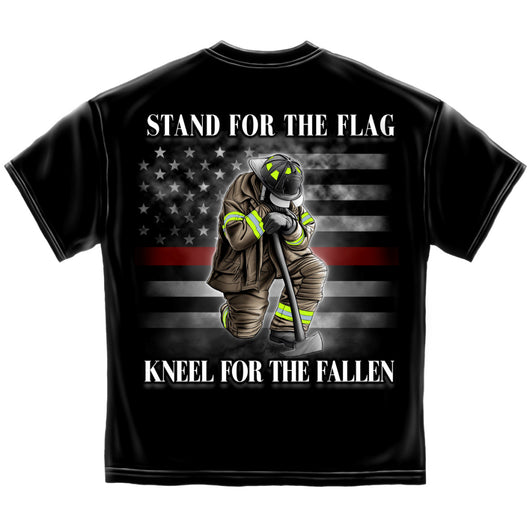 Thin Red Line Stand for the Flag T-Shirt