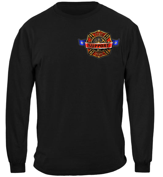 Firefighter Support Long Sleeves