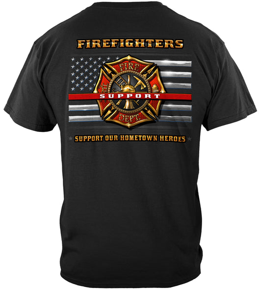 Firefighter Support T-Shirt