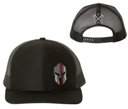 Thin Red Line Spartan Richardson Hat