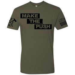 FFC 343 MAKE THE PUSH firefighter shirt