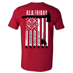 Remember Everyone Deployed FFC 343 Red Shirt