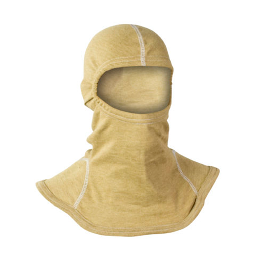 MajFire PAC I PBI Gold/PBI Hood with Shoulder Protection