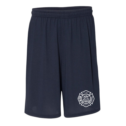 Firefighter Fire Dept Workout Shorts