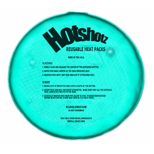 HotShotz Instant Heat Pack Round Firefighter Gifts