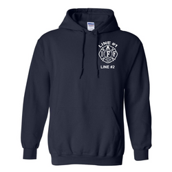 IAFF Custom Hooded Sweatshirt