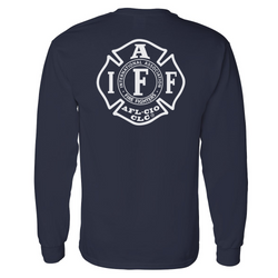 Long Sleeve IAFF Duty T-shirt