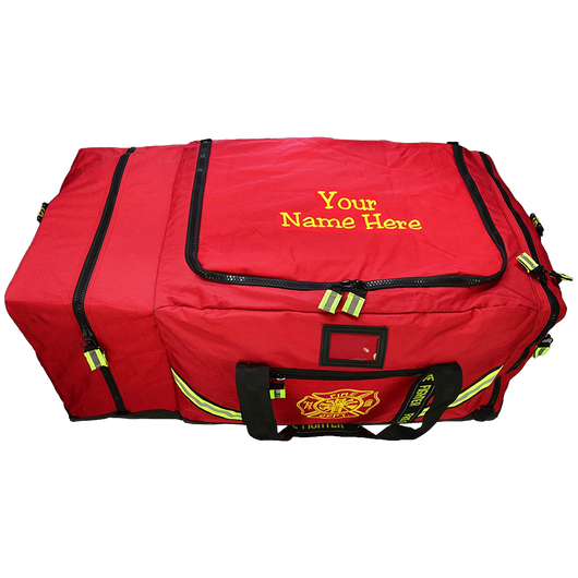 Customized Red 3XL Gear Bag