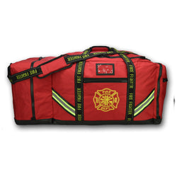 Red Deluxe 3XL Turnout Gear Bag