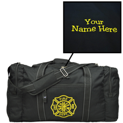 Customized Black Value Step-In Gear Bag