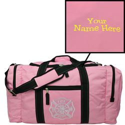 Customized Pink Value Step-In Gear Bag