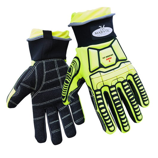 MajFire Oil and Gas MFA 16 Firefighter Extrication Glove