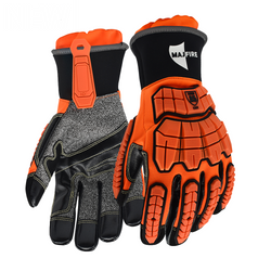 Oil and Water Resistant Extrication Gloves by Majestic Fire Apparel
