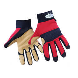 MajFire Firefighter Rope Rescue Gloves