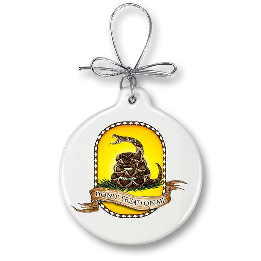 Don't Tread On Me Ornament