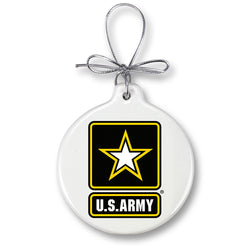 ARMY LOGO Ornament