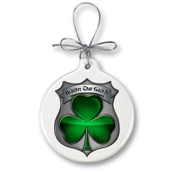 Policeman's Brotherhood Irish Ornament