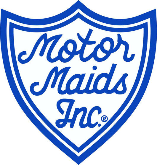 Motor Maids Inc 3x3 Inch Decal