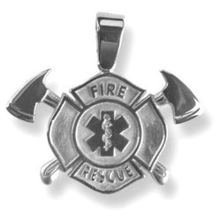 Silver Fire Rescue Axe