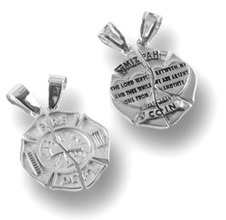 Sterling Silver Mizpah Set