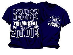 2nd Due T-shirt