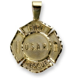 USAR Gold Charm
