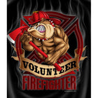 Volunteer Fire Tough Dog