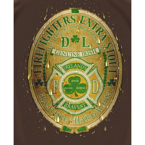 Firefighters Irish Pride Tshirt