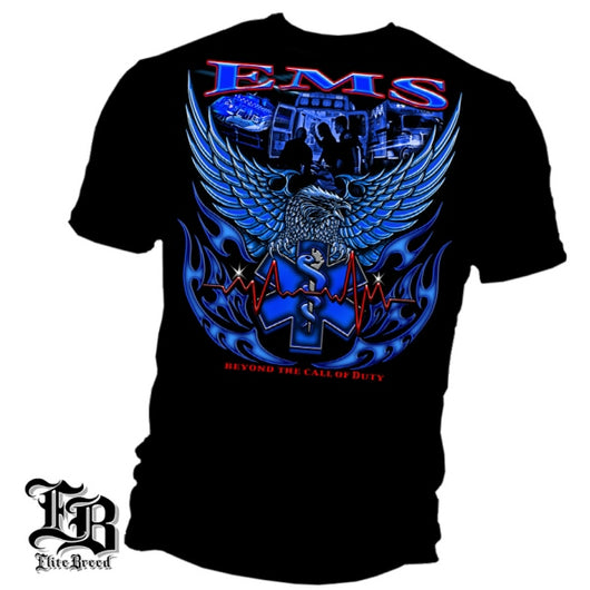 EMS Elite Breed Eagle T-shirt