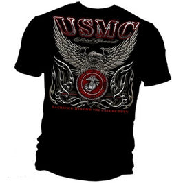 USMC Elite Breed EagleT-shirt