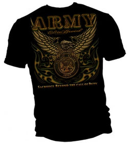 Army Elite Breed Eagle T Shirt