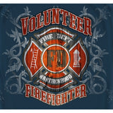 Volunteer Firefighter - Brotherhood T shirt